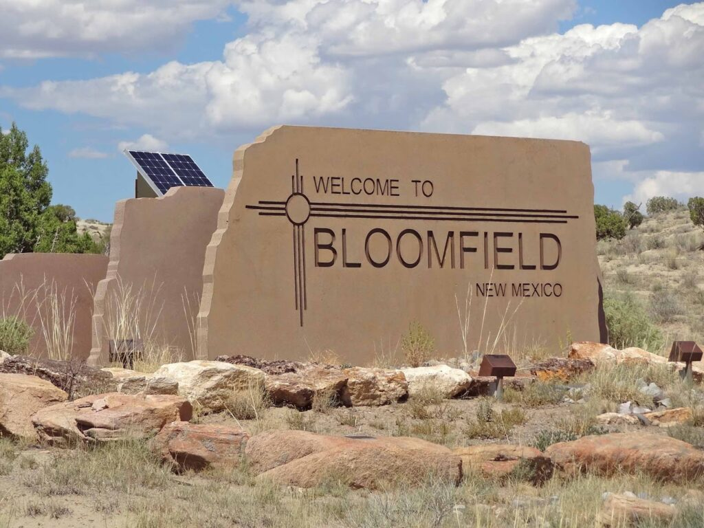 Bloomfield NM